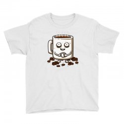 coffee love Youth Tee | Artistshot