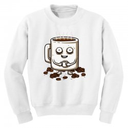 coffee love Youth Sweatshirt | Artistshot