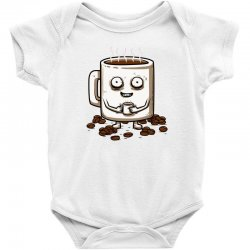 coffee love Baby Bodysuit | Artistshot
