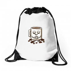 coffee love Drawstring Bags | Artistshot