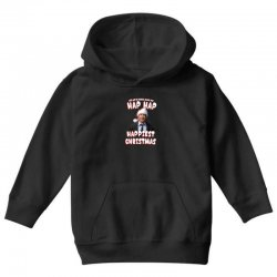 and we're conna have the hap hap happiest christmas Youth Hoodie | Artistshot