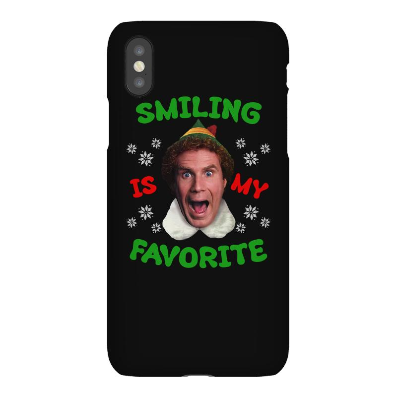 Smiling Is My Favorite Iphonex Case | Artistshot
