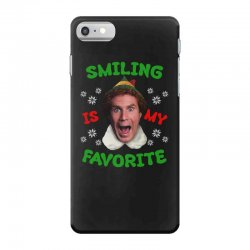 smiling is my favorite iPhone 7 Case | Artistshot