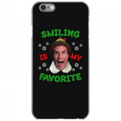 smiling is my favorite iPhone 6/6s Case | Artistshot
