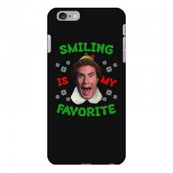 smiling is my favorite iPhone 6 Plus/6s Plus Case | Artistshot