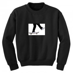 skate and destroy Youth Sweatshirt | Artistshot