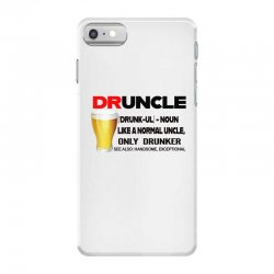druncle beer funny gift iPhone 7 Case | Artistshot