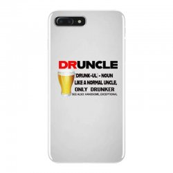 druncle beer funny gift iPhone 7 Plus Case | Artistshot