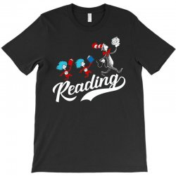 reading is our thing fd T-Shirt | Artistshot