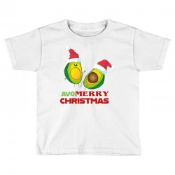 avacado  avo  merry christmas Toddler T-shirt | Artistshot