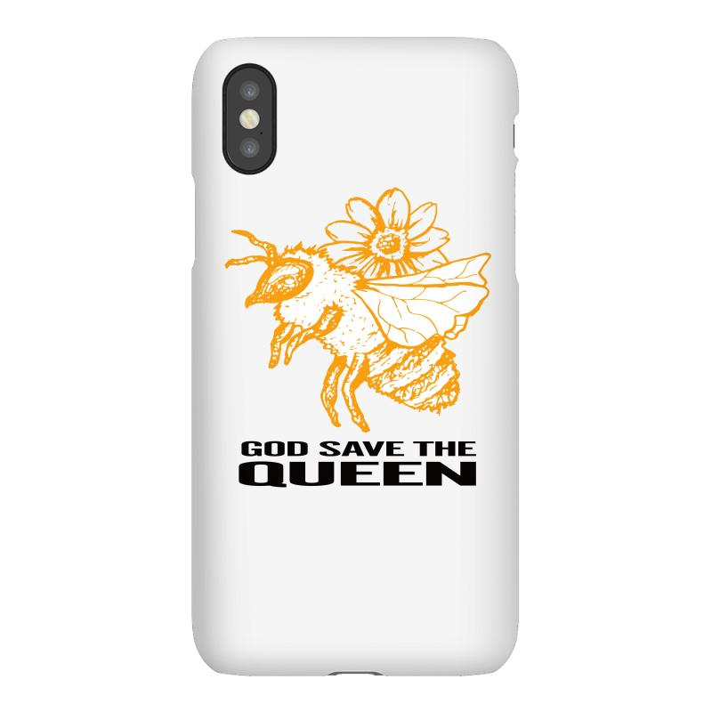 God Save The Queen 'bee' Iphonex Case | Artistshot