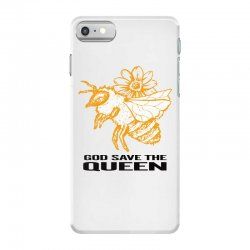 god save the queen 'bee' iPhone 7 Case | Artistshot