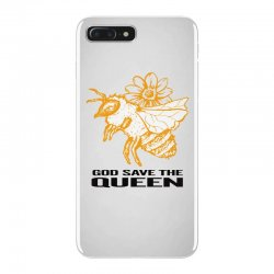 god save the queen 'bee' iPhone 7 Plus Case | Artistshot