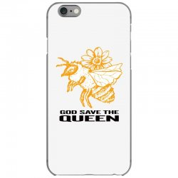 god save the queen 'bee' iPhone 6/6s Case | Artistshot
