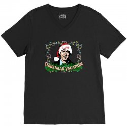 christmas vacation V-Neck Tee | Artistshot