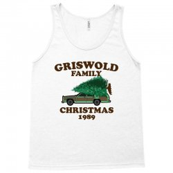 griswold family christmas 1989 Tank Top | Artistshot