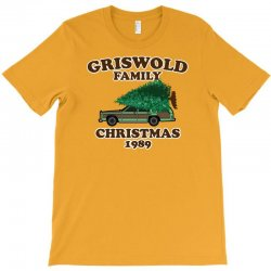 griswold family christmas 1989 T-Shirt | Artistshot