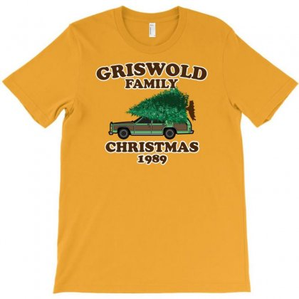 Griswold Family Christmas 1989 T-shirt Designed By Gurkan