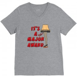 it's a major award V-Neck Tee | Artistshot