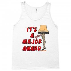 it's a major award Tank Top | Artistshot