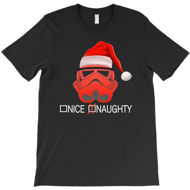 Star Wars Naughty Stormtrooper Christmas T-shirt | Artistshot