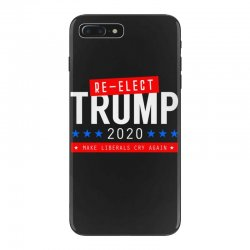 re elect trump 2020 iPhone 7 Plus Case | Artistshot