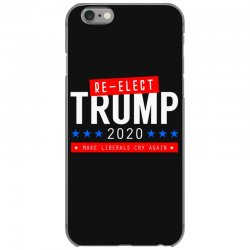 re elect trump 2020 iPhone 6/6s Case | Artistshot
