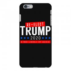 re elect trump 2020 iPhone 6 Plus/6s Plus Case | Artistshot