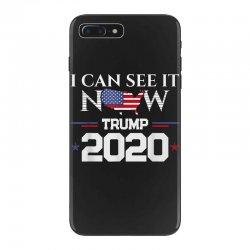 trump re election 2020 see it now iPhone 7 Plus Case | Artistshot