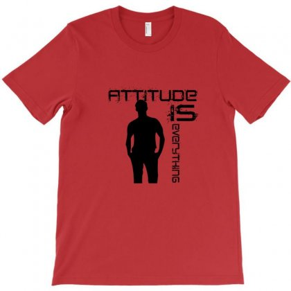 Attitude T-shirt Designed By Vignesh Bvr