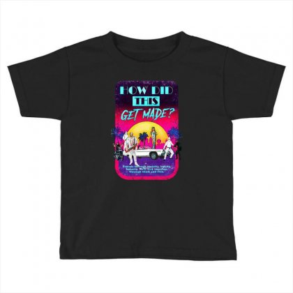 Miami Ninja Academy Toddler T-shirt Designed By Creative Tees
