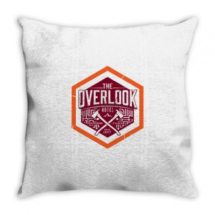 Overlook Throw Pillow Designed By Milaart