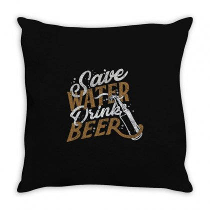 Drink Throw Pillow Designed By Disgus_thing