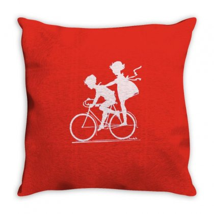 Friends Throw Pillow Designed By Disgus_thing