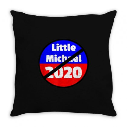 Little Michael Bloomberg 2020 Presidential Election Throw Pillow Designed By Kakashop