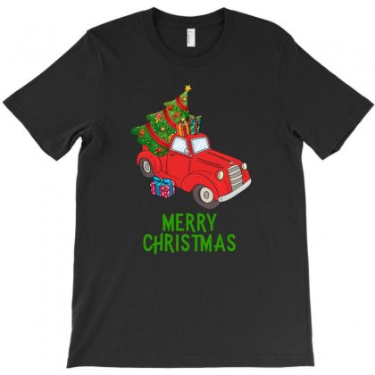 Merry Christmas T-shirt Designed By Hasret