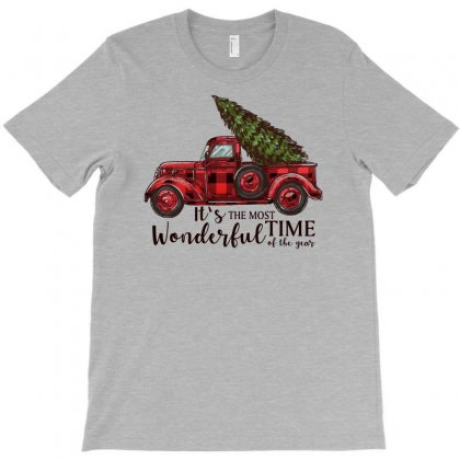It's The Most Wonderful Time Of The Year T-shirt Designed By Gurkan