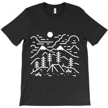 Let's Get Lost (for Dark) T-shirt Designed By Quilimo