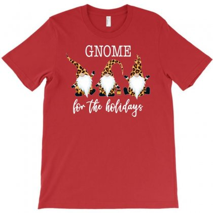 Gnome For The Holidays For Dark T-shirt Designed By Gurkan