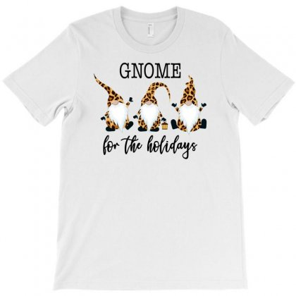 Gnome For The Holidays For Light T-shirt Designed By Gurkan