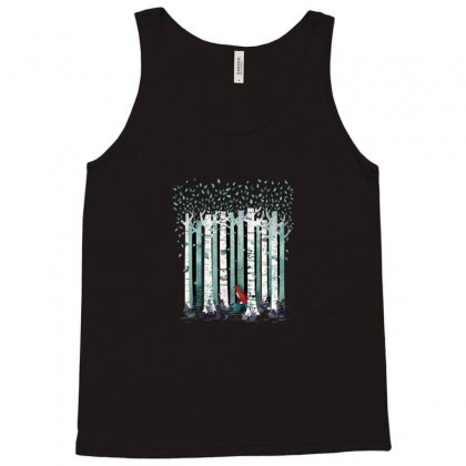 Forest Tank Top Designed By Disgus_thing