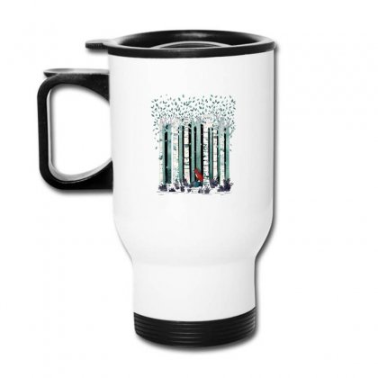 Forest Travel Mug Designed By Disgus_thing