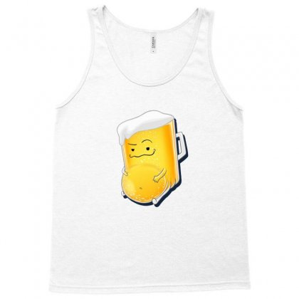 Belly Tank Top Designed By Disgus_thing
