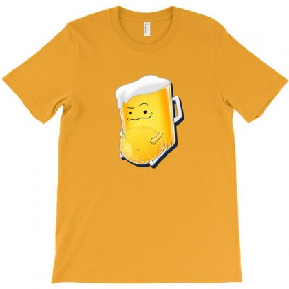 Belly T-shirt Designed By Disgus_thing