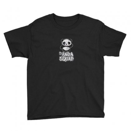 Panda Youth Tee Designed By Disgus_thing