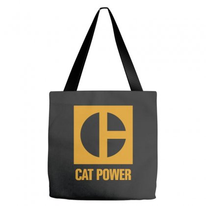 Cat Power Tote Bags Designed By Giziara
