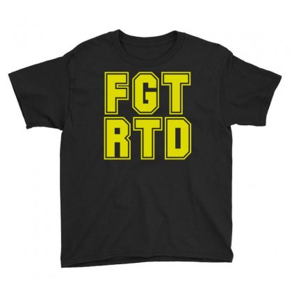 Fgt Rtd Youth Tee Designed By Giziara