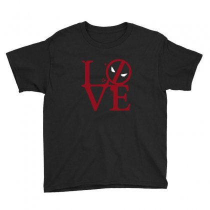 Dead Love Youth Tee Designed By Sr88