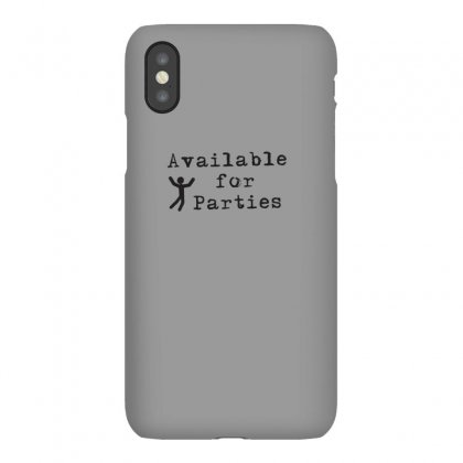 Party Iphonex Case Designed By Disgus_thing