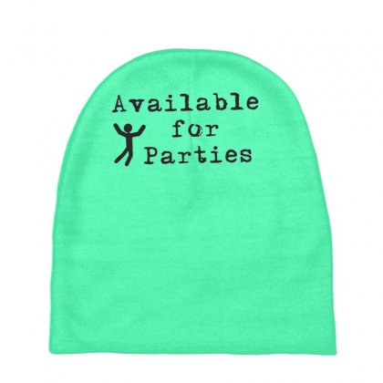 Party Baby Beanies Designed By Disgus_thing